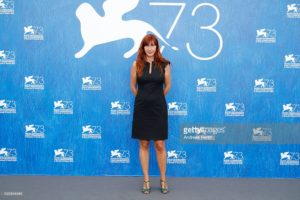 attends the photocall of 'Liberami' during the 73rd Venice Film Festival at Palazzo del Casino on September 7, 2016 in Venice, Italy.