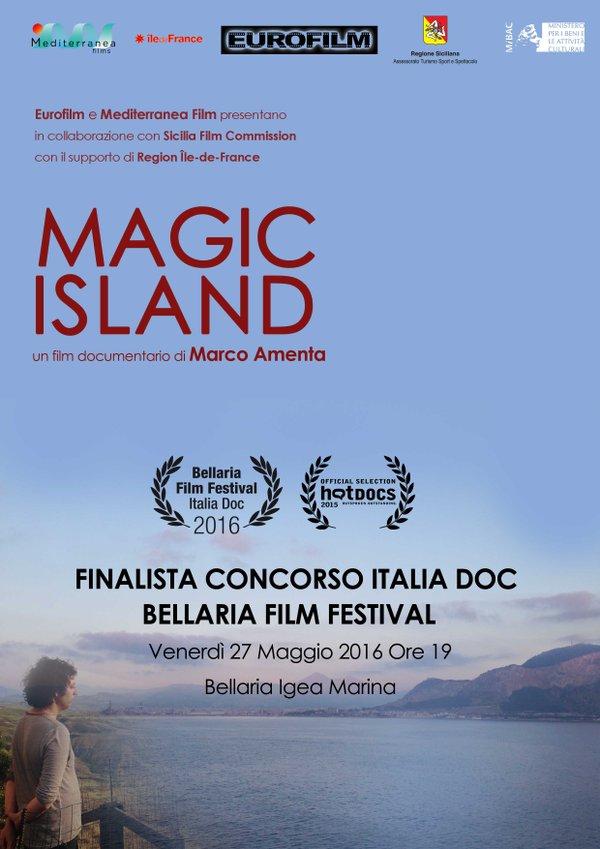 magic-island-marco-amenta-locandina
