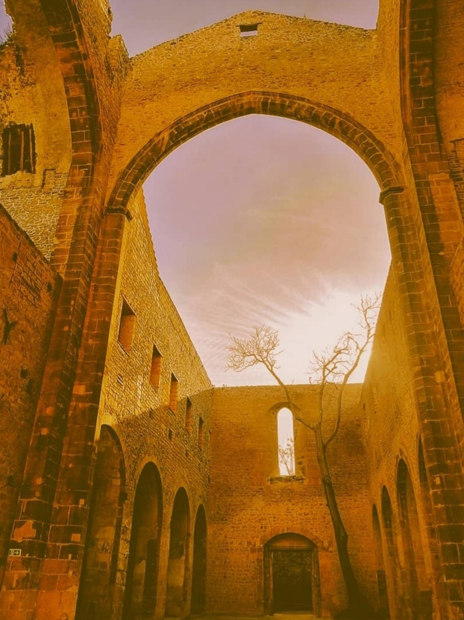 Chiesa dello Spasimo - Palermo: foto ©Enrico Alagna