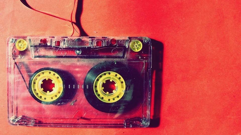 canzoni cassetta