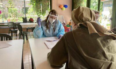 Vaccinazione ai senza fissa dimora